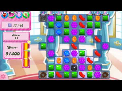 Candy Crush Saga Level 2915 NO BOOSTERS