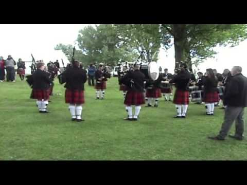 Scotland Pipe Band Championship 2008