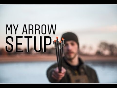 Easton Axis 5mm Review & My Current Arrow Setup!