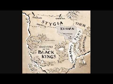 The Hyborian Age - An Essay By Robert E.  Howard On The Conan The Barbarian Setting