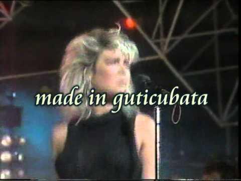 KIM WILDE....School girl...programa tocata 1986 mp3