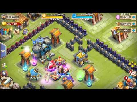 My Latest Castle Clash: Age Of Legends Video