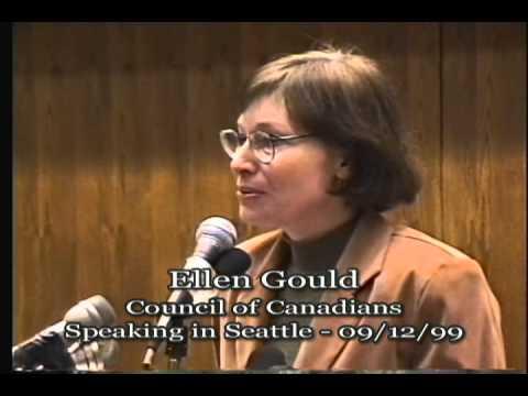 TalkingStickTV - Ellen Gould - WTO's General Agreement on Trade in Services (GATS)