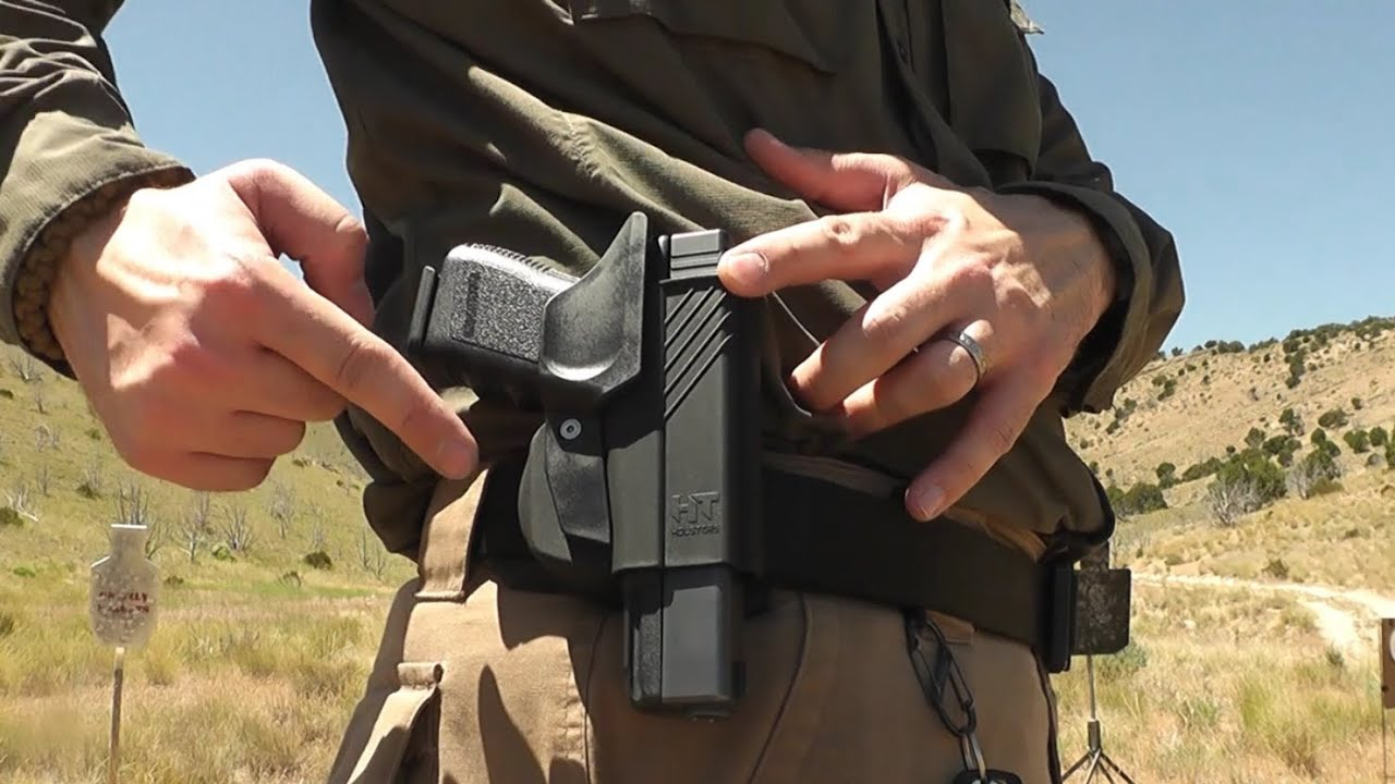 HT Holsters: Speed-Draw CC for Glock