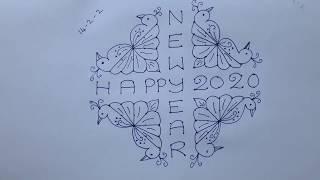 14 2 2 dots simple and easy new year 2020 rangoli sankranthi muggulu pongal kolam