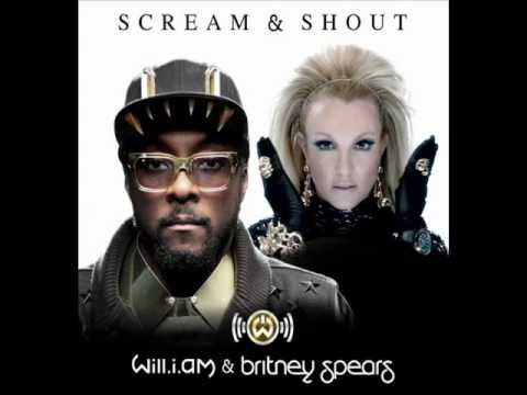 Scream remix britney am will shout mp3 ft and i spears download