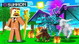 Taming LEGENDARY BEASTS In Insane Craft! (Minecraft)