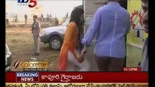 Brahmani Lokesh Meets chandrababu - TV5