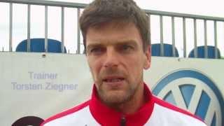 Trainer Torsten Ziegner zum Heimspiel vs. Berliner AK 07