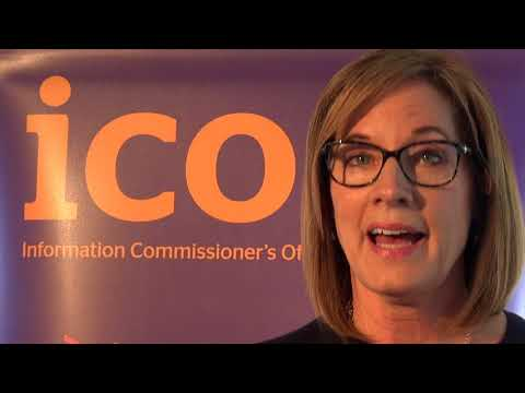 Information Commissioner on the opportunities the  GDPR will bring for businesses and organisations
