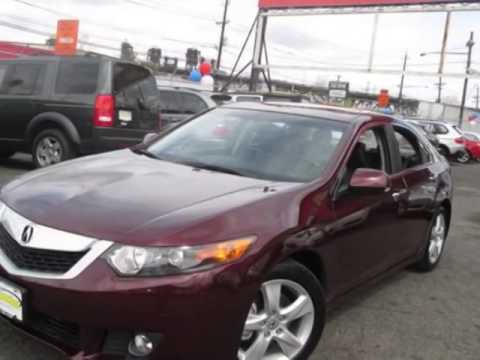 2009 Acura TSX Sedan - New Jersey State Public Car Auction | Jersey City, NJ