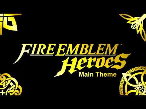 Fire Emblem Heroes Theme With Lyrics『english Version』