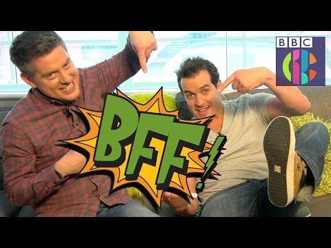 CBBC  Best Friend Tag ft. Dick and Dom