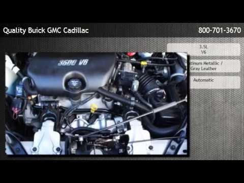2005 Buick Terraza Cxl Chesterfield Youtube