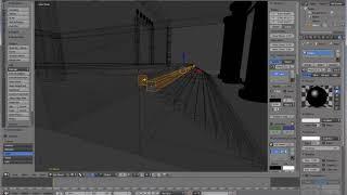 blender 3d быстрое выделение части объекта