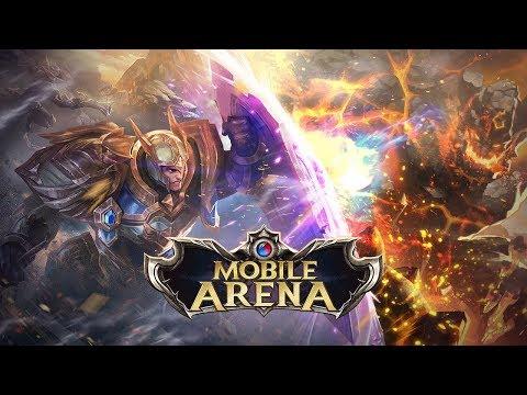 Garena Mobile Arena Indonesia Official Trailer - 동영상