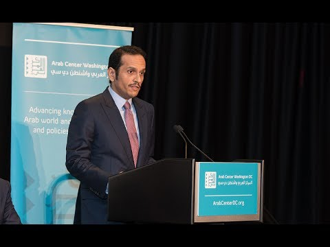 Resolving the Gulf Crisis: Challenges and Prospects - Sheikh Mohammed bin Abdulrahman Al-Thani