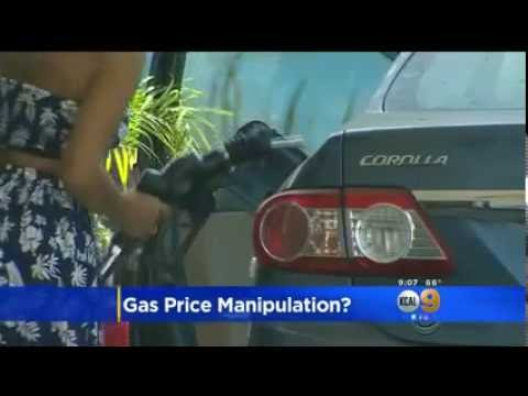 KCAL TV-9 Los Angeles: Californians Getting Ripped Off At the Gas Pump Says Consumer Watchdog