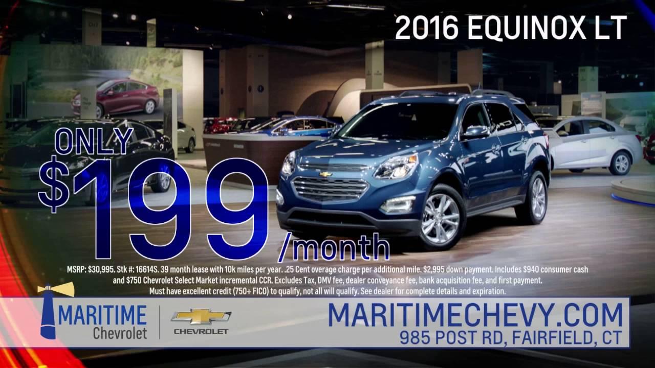 Maritime Chevrolet Equinox  Youtube