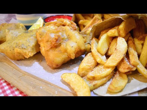 Homemade Fish and Chips   Indian Cooking Recipes   Cook with Anisa   #Recipes