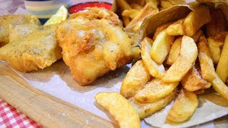 Homemade Fish and Chips | Indian Cooking Recipes | Cook with Anisa | #Recipes