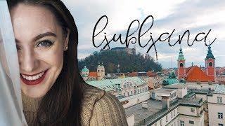 First Time in Ljubljana, Slovenia | Travel Guide + Vlog