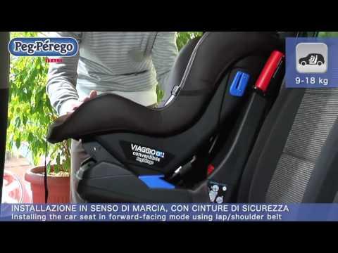 Peg-Perego Viaggio 0+/1 Switchable | обзор автокресла