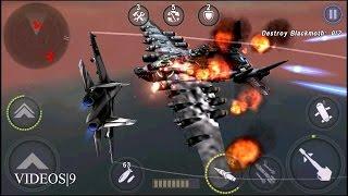 GUNSHIP BATTLE : Episode 7 - Mission 9 - Black Moth