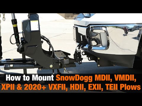 Automatixx® Heavy-Duty SnowEx® Snow Plow Attachment System from YouTube · Duration:  1 minutes 15 seconds