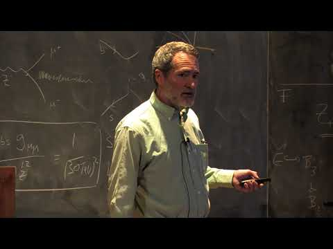 """""""The Quantum Physics of Climate Change"""" by Brad Marston, Brown University"""
