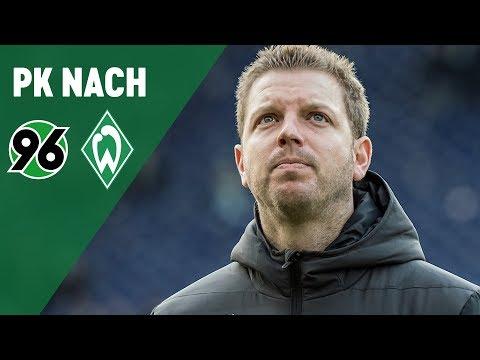 Pressekonferenz mit André Breitenreiter & Florian Kohfeldt | Hannover 96 - Werder Bremen 0:1