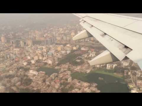 Hunting For Curvature Over Dhaka City