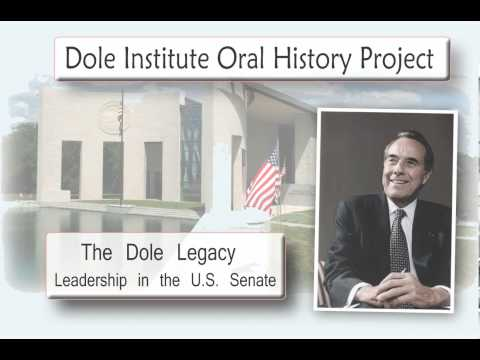 Dave Rodgers - Oral History about Bob Dole - April 5, 2008