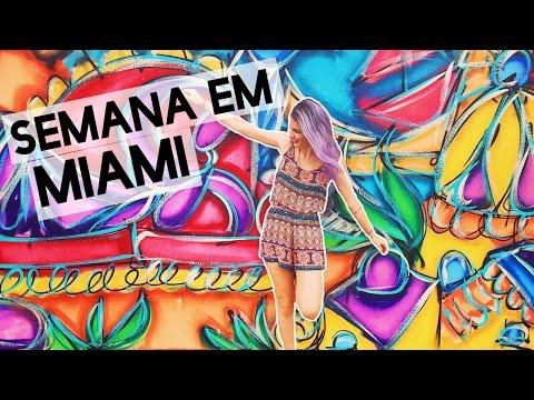 Semana em Miami: Wynwood, Aventural Mall, Key Biscayne...