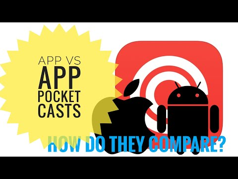 POCKET CASTS ON IOS VS ON ANDROID? HOW DO THEY COMPARE?