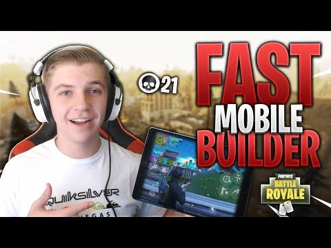 PRO FORTNITE MOBILE PLAYER // 525+ Wins // Fortnite Mobile Gameplay Tips & Tricks