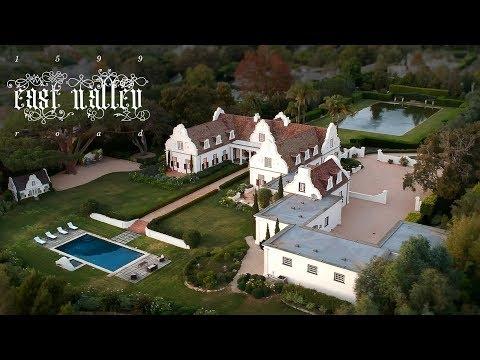 Cape Dutch Colonial Masterpiece | Montecito