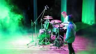 Drum Solo - Drummer Daniel Varfolomeyev 15 years