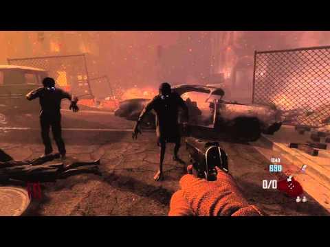 HIDDEN SONG ! Black Ops 2 Zombies Tranzit