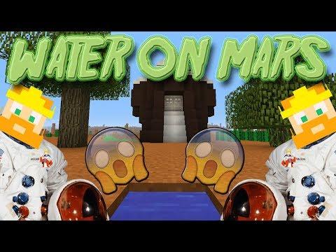 Minecraft Xbox - Water on Mars (2)