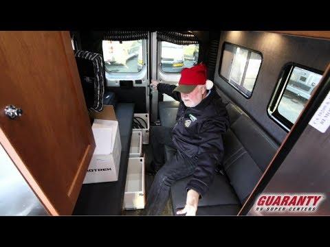 2018 Roadtrek Zion Class B Camper Van • Guaranty.com