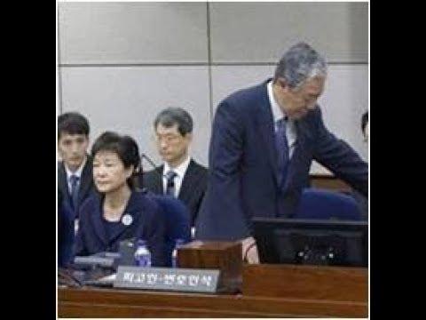The Human Rights Violations of President Park Geun-Hye