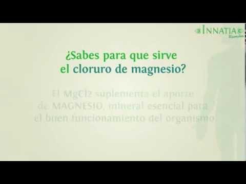 Beneficios del sulfato de magnesio para adelgazar