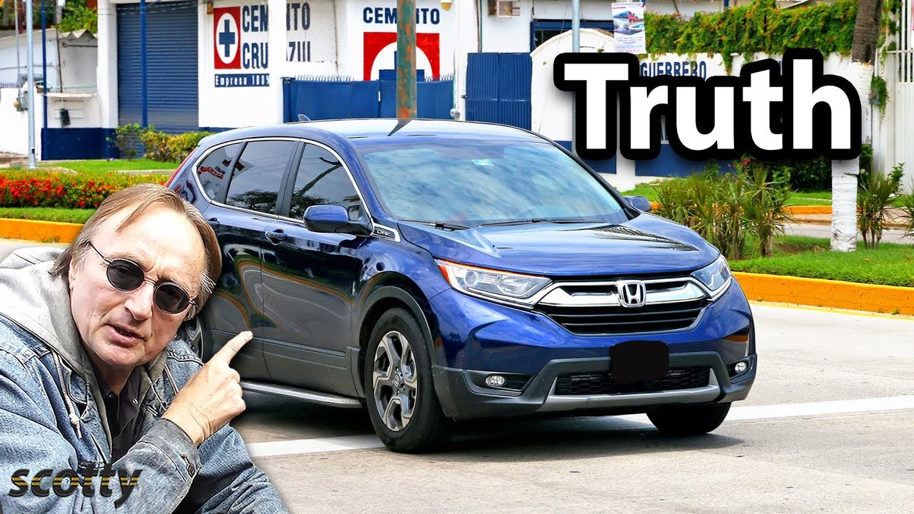 the truth about the new honda cr-v  hidden problems