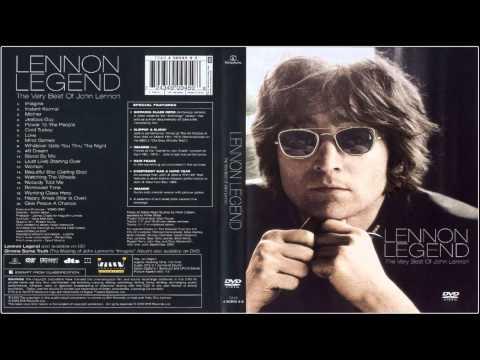 John Lennon (2007) - Legend - The Very Best of Album