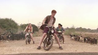Biking in Morocco - Skins Series 6 Opening Scene - Sean Teale's Top 5 Moments