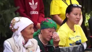 ماراثون عالمي لذوي الإعاقة في قرغيزستان