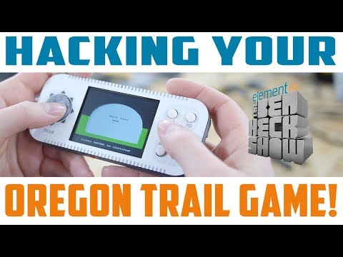 Oregon Trail Pocket Portable