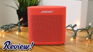 Bose SoundLink Color II - Complete Review!