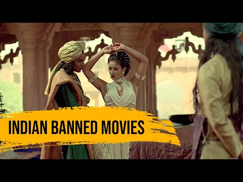 भारत की 5 banned फिल्में। Top 5 indian banned movies 2018